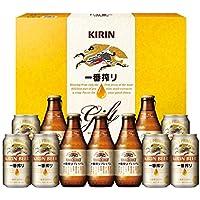 【ギフト限定】キリン一番搾り生ビール・一番搾り プレミアム飲みくらべセット 350ml×6本・305ml×5本 K-IP3