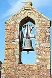 mont-bell Bell Tower at Mont Orgueil Castle Gorey Jersey Journal