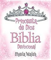 Princesita De Dios Biblia Devocional / God's Little Princcess Devotional Bible