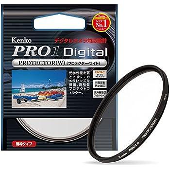 Kenko 58mm レンズフィルター PRO1D プロテクター レンズ保護用 薄枠 日本製 258545