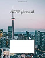 2020 Journal/Planner (City-themed cover)