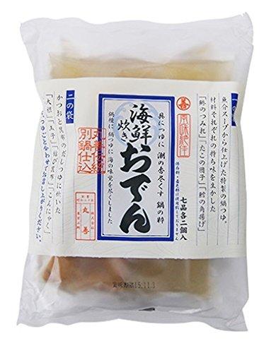 丸善 丸善 海鮮炊きおでん 1セット(3袋)
