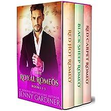 The Royal Romeos Series: Books 1 - 3