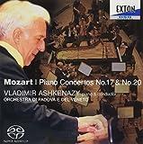 モーツァルト:ピアノ協奏曲 第17番&第20番
