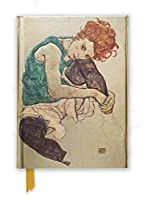 Seated Woman by Egon Schiele Foiled Journal (Flame Tree Notebooks)