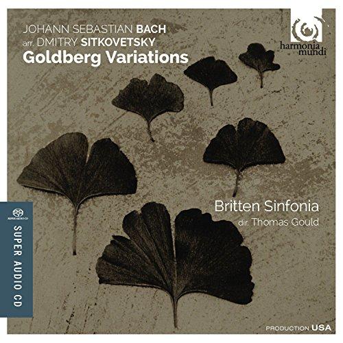 Bach, J.S.: Goldberg Variatios