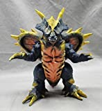 円谷プロ ウルトラ怪獣シリーズ ソフビ ダークラー 1997年版 全高約16cm