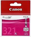 Canon キヤノン 純正 インクカートリッジ BCI-321 マゼンダ BCI-321M