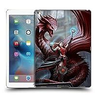 オフィシャル Anne Stokes スカーレット・マージ ドラゴン・フレンドシップ ハードバックケース iPad Pro 12.9 (2015)
