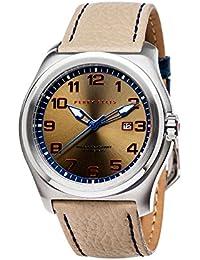 [ペリー・エリス]Perry Ellis 腕時計 MEMPHIS(メンフィス) クォーツ 44 mmケース 本革バンド 04005-01 メンズ 【正規輸入品】
