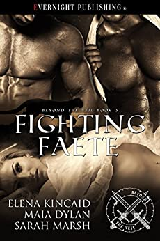 [Kincaid, Elena, Dylan, Maia, Marsh, Sarah]のFighting Faete (Beyond the Veil Book 5) (English Edition)