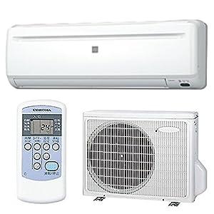 コロナ 【エアコン】冷房専用CORONA ホワイト RC-2217R-W