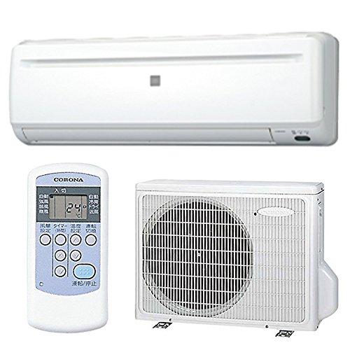 コロナ 【エアコン】冷房専用おもに6畳用 冷房専用シリーズ ホワイト RC-2217R-W...