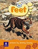 Info Trail Beginner Stage: Feet Non-fiction (LITERACY LAND)