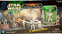 Star Wars: Power of the Force Cantina 3-D Display Diorama with Sandtrooper & Patrol Droid [並行輸入品]