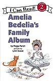 Amelia Bedelia's Family Album (I Can Read Level 2)