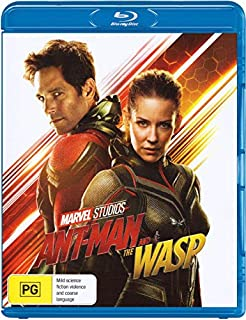 Ant-man And The Wasp (Blu-ray) (B07F8937WH)   Amazon price tracker / tracking, Amazon price history charts, Amazon price watches, Amazon price drop alerts