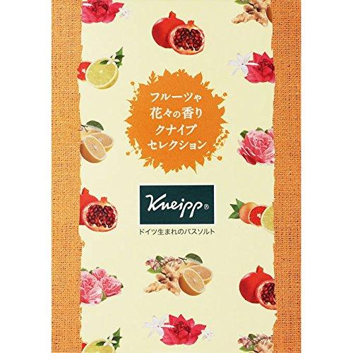 クナイプ・ジャパン クナイプ バスソルト ボタニカルセレクション 50g×5