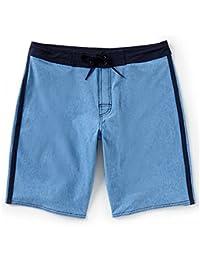 (ラウンドトゥリーアンドヨーク) Roundtree & Yorke メンズ 水着?ビーチウェア 海パン Heather 11' Board Shorts [並行輸入品]