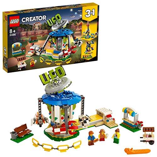 レゴ(LEGO) クリエイター 遊園地のスペースライド 31095