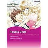 Royal's Child: Harlequin comics