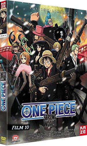 ONE PIECE - Film 10 Strong World - Edition Limitée 10ème anniversaire