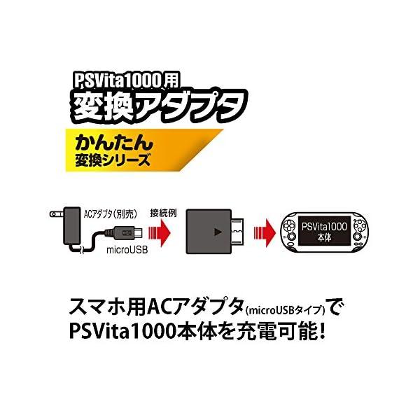PSVita1000用変換アダプタ【かんたん変...の紹介画像5