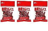 【3個・まとめ買い】 なとり 徳用カルパス 170g × 3個