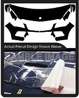 Mercedes ml350ベース( 2012–2013) 3Mクリアペイント保護フィルムキット