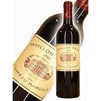 【シャトー・マルゴーのセカンドワイン】パヴィヨン・ルージュ・デュ・シャトーマルゴー [2012] 【750ml】 Pavillon Rouge Du Chateau Margaux