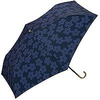 w.p.c 雨傘折傘 ネイビー 50cm(親骨) 475-018