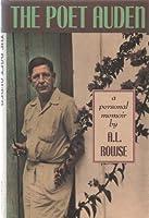 The Poet Auden: A Personal Memoir
