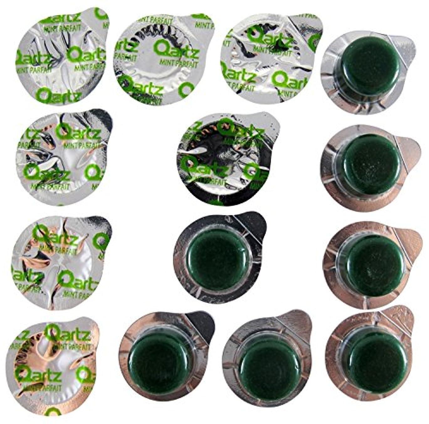 上に築きます悪化する能力Mint Flavored Professional Strength Tooth Polish - Medium, Coarse, or X-Coarse (Medium Grit) by Qartz