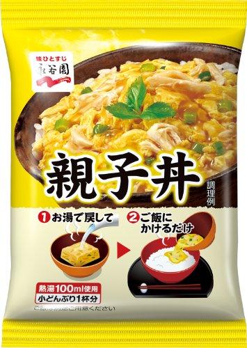 永谷園 FDブロック 親子丼 20g×6食