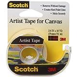 Scotch - Artist Tape for Canvas - FA2010