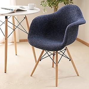 椅子 イームズチェア デザイナーズ リプロダクト パッチワークデニム DN1002