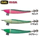 ヨーヅリ(YO-ZURI) スッテ: エサ巻エギ高串型 (S) 4: ピンク