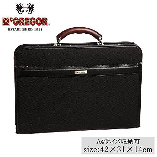 日本製 A4サイズ収納可 ビジネスバッグ McGREGOR(マックレガー) ダレスバッグ 21958...