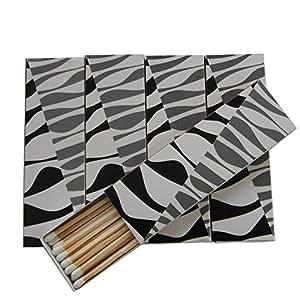 matches for cigar 日本製シガーマッチx5個セット フカシロ喫煙具