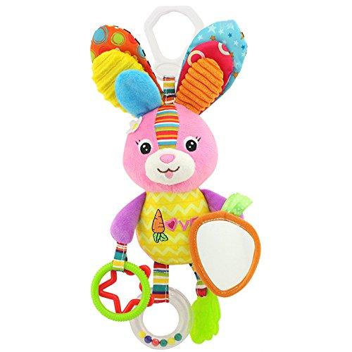 [해외]Liebeye 아기 플러시 장난감 慰み 동물 유모차 침대 매달아 걸어 인형/Liebeye Baby Plush Doll Toy Comfort Animal Stroller Bed Hanging Plush Doll