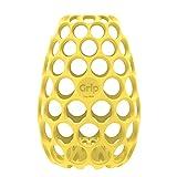 コグニキッズ 自分で持てる 哺乳瓶用ハニカムカバー サンシャインイエロー CGG-S-Yellow