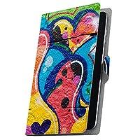 タブレット 手帳型 タブレットケース タブレットカバー カバー レザー ケース 手帳タイプ フリップ ダイアリー 二つ折り 革 007446 ASUSZenPadS8.0Z580KL ASUS エイスース・アスース ZenPad ゼンパッド S 8.0 Z580CA