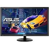 ASUS VP247H 23.6 inch Gaming Monitor (1920 x 1080, 1 ms, HDMI, DVI, VGA, Speakers) - Black