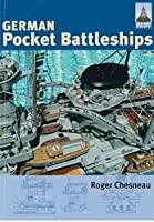 German Pocket Battleships (ShipCraft Series) by Roger Chesneau(2015-03-19)