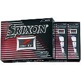 DUNLOP(ダンロップ) ゴルフボール SRIXON Z-STAR XV ゴルフボール 2017年モデル 1ダース(12個入り) ホワイト