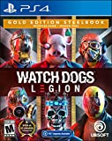 Watch Dogs Legion: Gold Steelbook Edition (輸入版:北米) - PS4