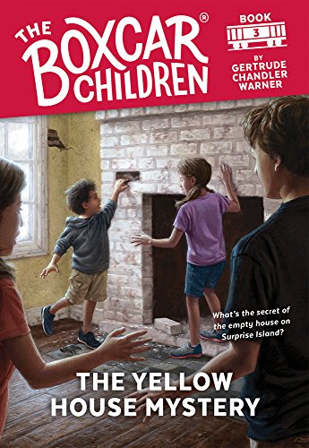 The Yellow House Mystery(Boxcar Children 3)の詳細を見る