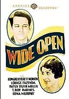 Wide Open (1930) [並行輸入品]
