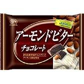 不二家 アーモンドビターチョコレート 18粒×12個