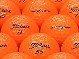 【ABランク】【ロゴあり】タイトリスト VG3 2012年モデル オレンジパール 1個【ロストボール】